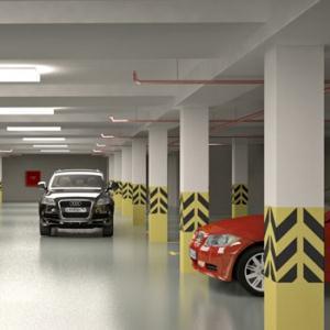 Автостоянки, паркинги Гидроторфа