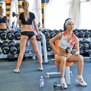 Фитнес-клубы Гидроторфа