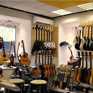 Музыкальные магазины Гидроторфа