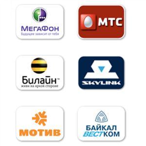 Операторы сотовой связи Гидроторфа