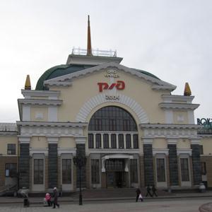Железнодорожные вокзалы Гидроторфа
